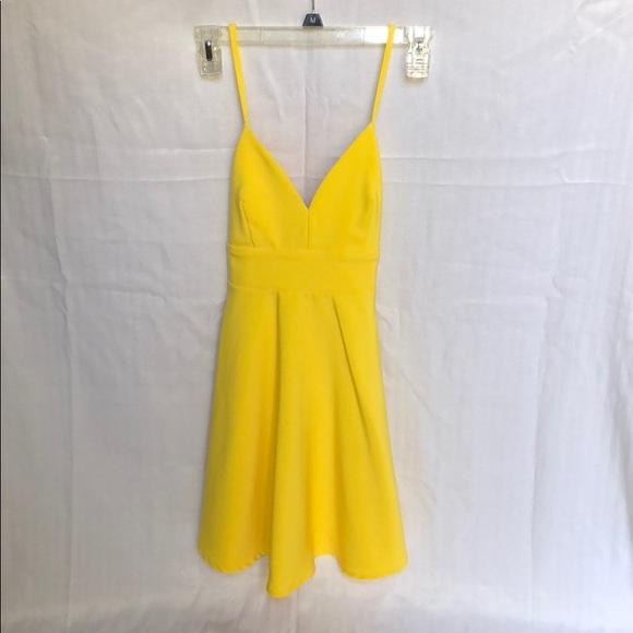 Lovely Day Dresses & Skirts - Yellow sundress💜